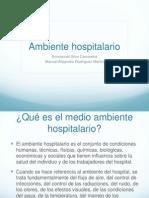 Ambiente hospitalario