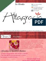 Catalogo de Arreglos Florales _nuevo