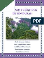 Destinos Turisticos Honduras