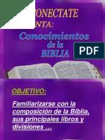 Conocimientos de La Biblia