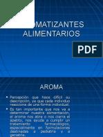 AROMATIZANTES ALIMENTARIOS