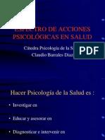 Areas de Ps Salud Claudio Barrales[1]