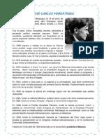 José Carlos Mariátegui Para Imprimirr