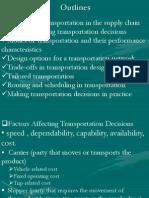 L 5 Transportation