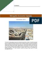 World Bank Economic Update Nov 2013