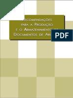 Recomendações Para Armazenamento de Documentos de Arquivo (1)