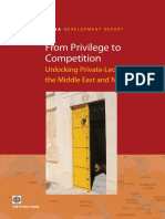 From Privilege to Competition