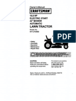 Craftsman 917.272065 Mower