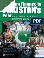 Bringing Finance to Pakistan's Poor