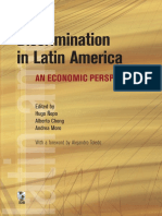 Discrimination in Latin America