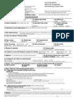BCBSTX Halliburton Intl Claim Form