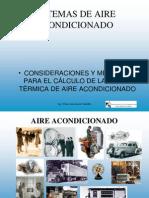 AC-1-Aire Acondicionado 1 Equipos y Carga Térmica