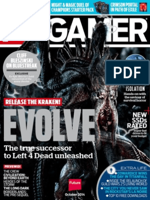 PC Gamer UK | Video Games | Gaming