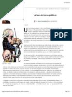 La Hora de Los No Políticos - Lanacion.com