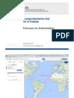 Fairness Im Arbeitsleben_CBochmann_Chile 2013 - AISS