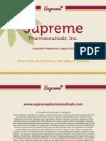Supreme Presentation 2014 August _ Sept