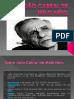 João Cabral de Melo Neto Slide Trabalho