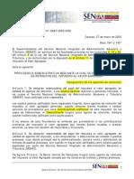 Providencia Agente de Retencion Iva