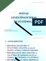 Leyes Del Sistema Bancario