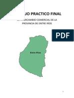 Intercambio Comercial Entre Rios