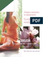 Guide_massage_femme Enceinte Et Allaittante 2014