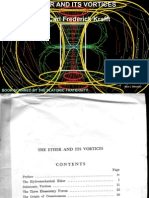 THE ETHER AND ITS VORTICES BY Carl Frederick Krafft