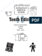 INTRAVIA 10p Service Manuals