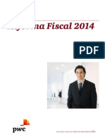 Reformas Fiscal 2014