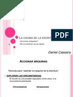69997049 La Cocina de La Escritura Daniel Cassany