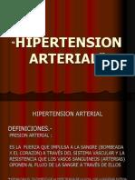 Hipertension Arterial...Clasee
