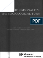 Scientific Rationality the Sociological Turn Ok