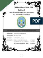 Informe N°1-Uso del Osciloscopio y Generador de senales