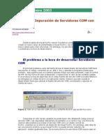 Desarrollo y Depuración de Servidores COM Con VFP