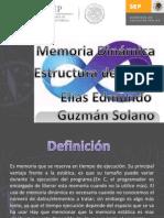 Memoria Dinamica Estructura de Datos