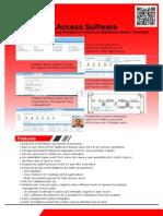 179MB2_ZKAccess 5.0 Software