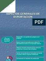 Sesion_9_aspectos Generales de Exportacion