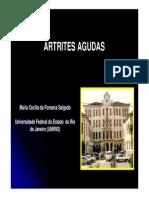 Artrites agudas UFRJ