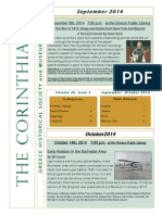 The Corinthian Sept/Oct 2014