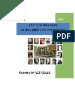 Histoire Des Faits Et Idees Economiques(1)