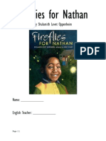 fireflies for nathan booklet
