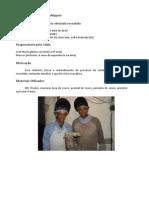 Relatorio Processo de Soldagem (Eletrodo Revestido)