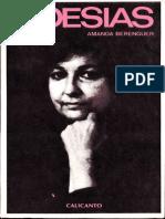 Poesías (1949-1979), 1980