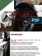Servicios Consultoria Tecnica -Automocion