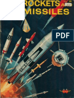 How and Why Wonder Book of Rockets and Missiles