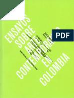 Ensayos Sobre Arte Contemporáneo en Colombia