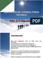 Servicios Consultoria Tecnica - Industrial