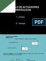 Calculo de Cilindros