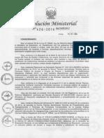 R.M. N° 426-2014-MINEDU [TodoDocumentos.info]