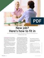 new job - best health - jan-feb 2011
