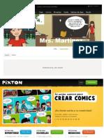 Pasos Para El Comic de Pixton